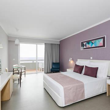 Voorbeeld Familiekamer Hotel Arribas