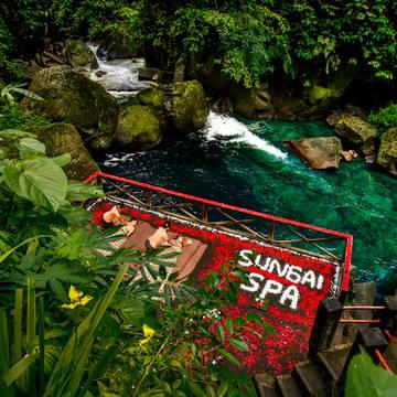 Sungai Spa Nandini Jungle Resort