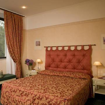 Voorbeeld kamer Classic Grand Hotel Majestic