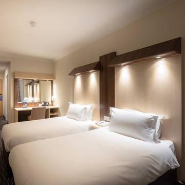 Kamer Twin Hotel Royal National
