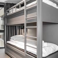 4-kamerappartement slaapkamer voorbeeld