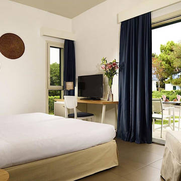 Vooebeeld superior villa UNAHOTELS Naxos Beach Sicilia