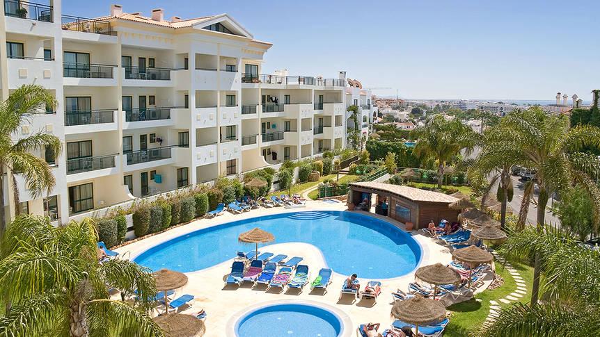 Zwembad Appartementen Cerro Mar Atlantico