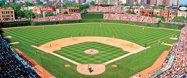 USA Chicago Baseball