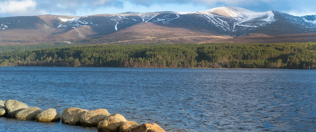 Cairngorms National Park - Loch Morlich