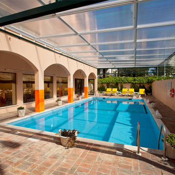 Zwembad Hotel Casablanca Inn