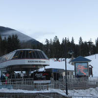 Blackcomb Mountain skilift