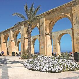 Vliegvakantie Malta