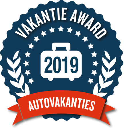 autovakanties award 2019