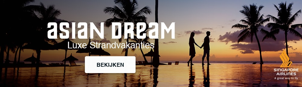 Asian Dream: Luxe strandvakanties