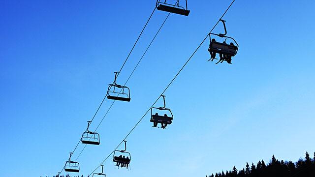 Sneeuwgarantie skiliften